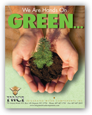 IWCI wood manufacturing company brochure pdf on going green